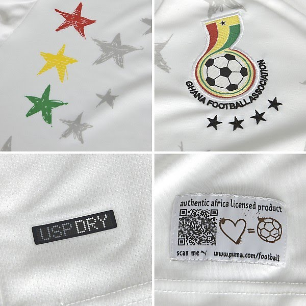 Ghana Home Close up