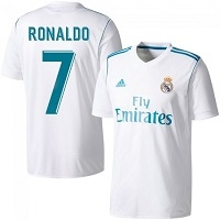 Real Madrid 2017/18 Ronaldo 7 (replica)