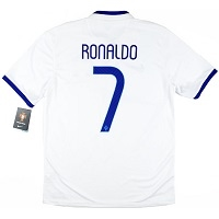 Portugal away Ronaldo 7 official international print